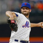 Niese hits 15-day DL with strained shoulder