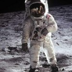 Aldrin backs #Apollo45 campaign to commemorate moon landing