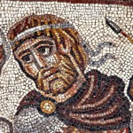 Ancient synagogue mosaic depicts bloody jewish legend