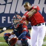 Down Goes Frazier! Cespedes outlasts Reds 3B to win second straight HR Derby
