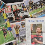 Germany celebrates 'unthinkable' World Cup rout of Brazil