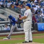 Colon gives up four runs in first and Mets can't recover in loss to Rangers