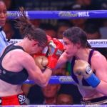 Katie Taylor: Undisputed lightweight champion would 'absolutely love' Persoon rematch