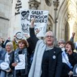 Women pension age case goes to High Court