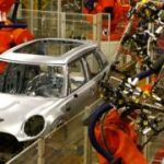 UK economy hit by 'dramatic' fall in car output