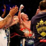Josh Warrington beats Kid Galahad to retain IBF world featherwight title