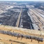 Climate protesters storm Garzweiler coalmine in Germany