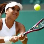 Wimbledon 2019: Heather Watson loses in second round