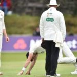 James Anderson: Ashes fitness race for England bowler to face Australia