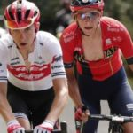Tour de France: Dylan Teuns wins stage six as Ciccone leads with Thomas up to fifth