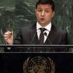 Ukraine's Volodymyr Zelensky, the comedian and TV star at center of the Trump impeachment row