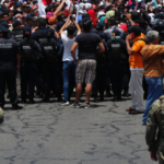 Mexico announces 56 percent drop in number of migrants arriving at US border