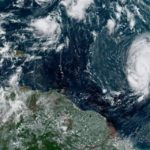 Hurricane Lorenzo strengthens to 'beastly' Category 4 storm, Tropical Storm Karen forecast to weaken