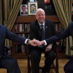 Netanyahu, Gantz agree to launch unity talks after meeting with Israel's president
