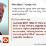 India-US trade : Is Trump right about India's high tariffs?