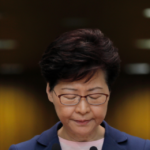 China may replace Carrie Lam as Hong Kong chief, report says