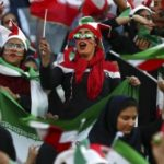 Iranian women attend soccer game for first time in nearly 40 years.