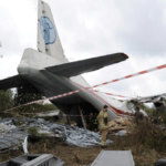 Ukraine plane crash kills 5, injures 3 after running out of fuel, officials say