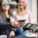 Half of all debit card payments now contactless