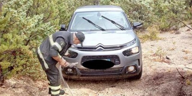 Several hikers have gone missing and many vehicles got stuck in the impassable narrow roads of the Supramonte area after being led astray by using Google Maps, the mayor said.