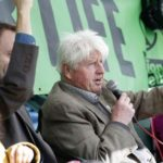 Boris Johnson's father joins climate activists his son panned as being 'uncooperative crusties'