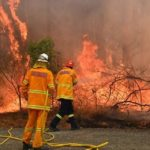 Australia wildfire victim's frantic last words to daughter-in-law: 'We're on fire!'