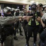Hong Kong reinstates mask ban as police look to crack down on violence during elections