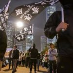 Hong Kong police arrest 4, freeze funds in money laundering case linked to protests