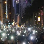 Massive rally in Hong Kong marks six months of protests