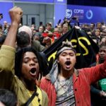 Climate change: Anger as protesters barred from UN talks