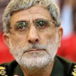 Esmail Qaani, the new leader of Iran's Quds Force, is a familiar foe to the US who has repeatedly slammed Trump