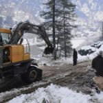 Girl found alive after buried 18 hours under Pakistan avalanche as severe winter weather death toll climbs
