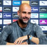 Guardiola reiterates his commitment to Man City after UEFA ban: 'If they don't sack me I will be here'