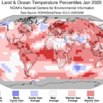 January 2020 was the hottest January on record, forecasters say