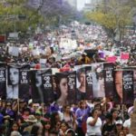Women in Mexico hold 'A Day Without Women' strike to protest rising gender violence