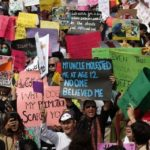 Islamists pelt International Women's Day marchers in Pakistan with stones, shoes