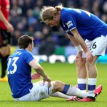 Mick McCarthy told Everton's Seamus Coleman could be out for 4-6 weeks