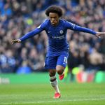 Juventus reportedly keen to sign Chelsea's Willian on free transfer this summer