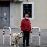 Coronavirus in Italy spurs hardest-hit region to set strict distance limit on dog walking