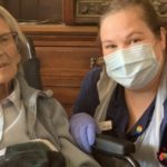 British woman, 106, sent home with round of applause after beating coronavirus