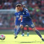 Man United-linked James Maddison responds to question about Leicester future