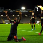 Odion Ighalo drops Man United future hint/Reveals he is 'inspired' by the club