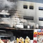25 people killed in fire at South Korean construction site: reports