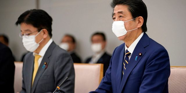 Japanese Prime Minister Shinzo Abe declared a state of emergency for Tokyo and six other prefectures to ramp up defenses against the spread of coronavirus.
