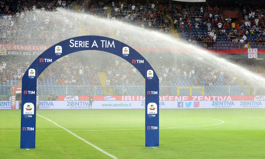 Serie A live streaming