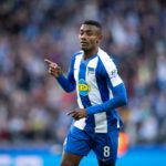 Salomon Kalou suspended by Hertha Berlin after posting video of himself intentionally breaking social distancing rules