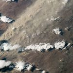 Dust storm in Argentina that carried particles over 80 miles spotted from space