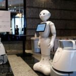 Tokyo unveils robots that will serve coronavirus patients at hotels
