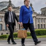 Germany's Merkel accuses Russia of hacking her email account