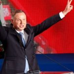 Poland's presidential vote headed for runoff, exit poll shows